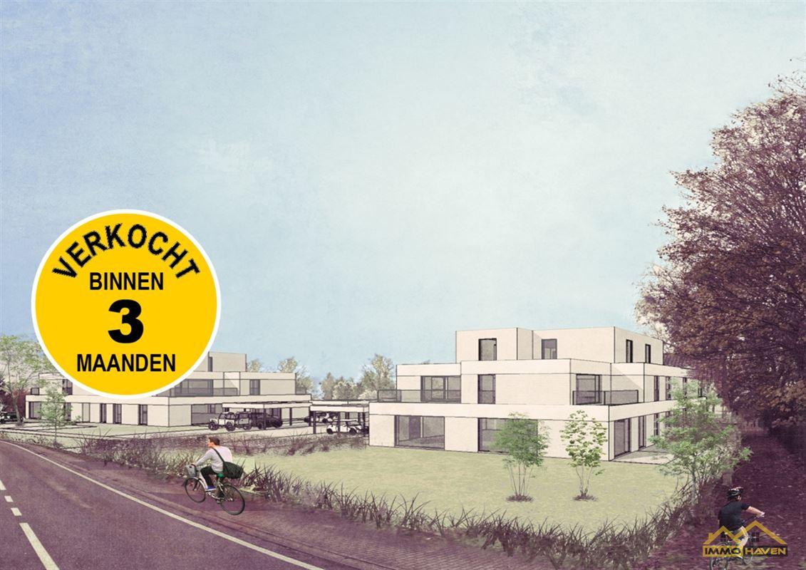 Foto 1 : Gelijkvloers app. te 3830 WELLEN (België) - Prijs € 280.000