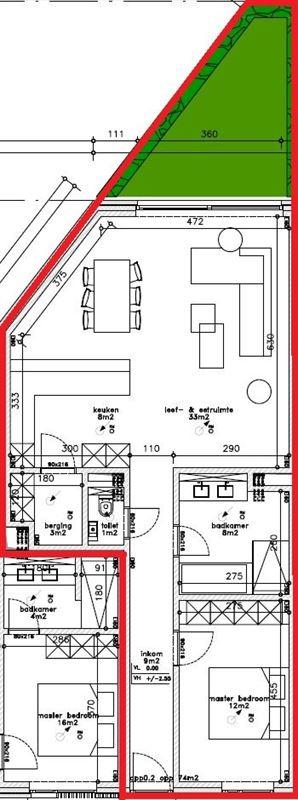 Foto 4 : Appartement te 9140 TEMSE (België) - Prijs € 223.383