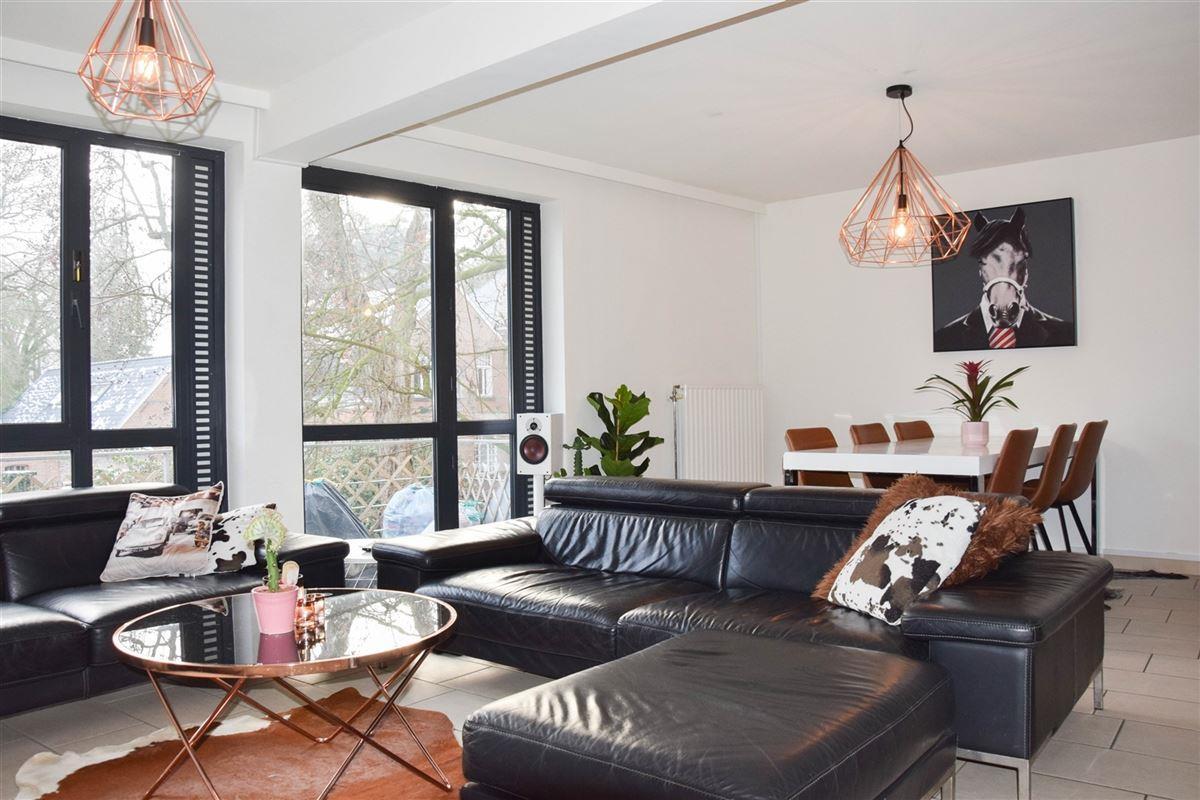 Foto 3 : Duplex/Penthouse te 9111 BELSELE (België) - Prijs € 725