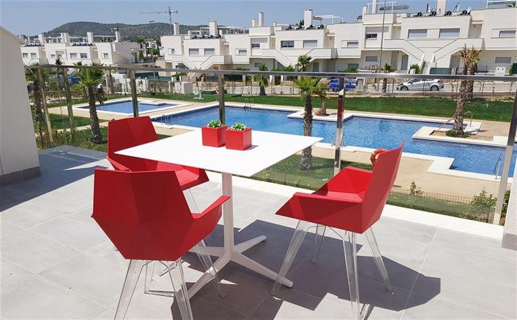 Foto 1 : nieuwbouw appartement te 03310 VISTABELLA GOLF (Spanje) - Prijs € 139.900