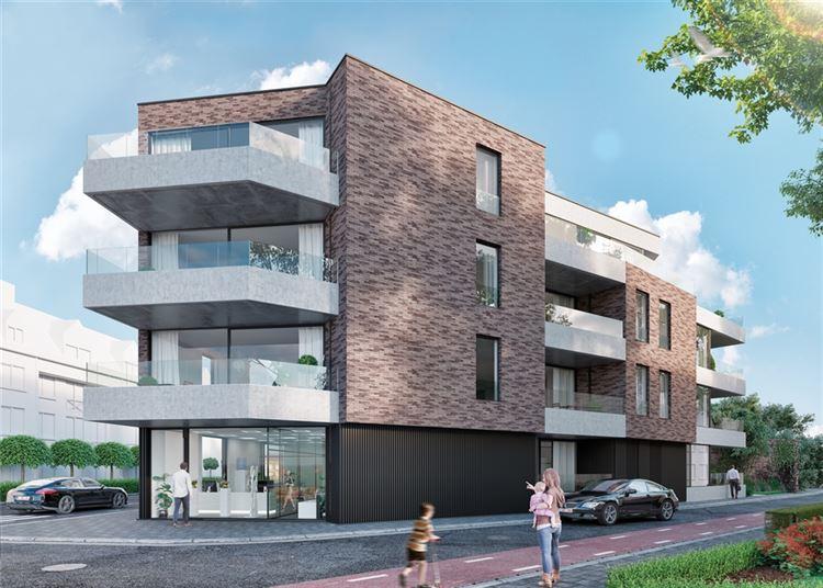 Foto 1 : nieuwbouw appartement te 2820 BONHEIDEN (België) - Prijs € 339.500