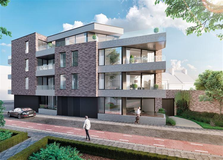 Foto 2 : nieuwbouw appartement te 2820 BONHEIDEN (België) - Prijs € 319.500