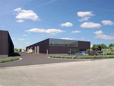 industrieel gebouw te 2820 BONHEIDEN (België) - Prijs