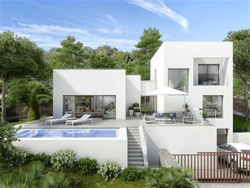 villa te 03189 LAS COLINAS (Spanje) - Prijs € 585.000