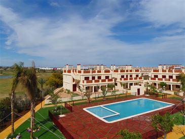 nieuwbouw appartement te 30710 LOS ALCÁZARES (Spanje) - Prijs € 145.000