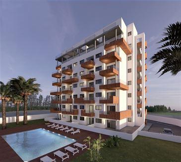 nieuwbouw appartement te 03140 GUARDAMAR DEL SEGURA (Spanje) - Prijs € 148.000