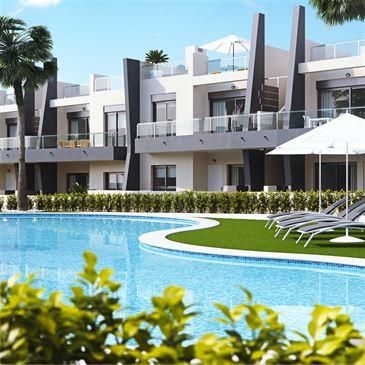 nieuwbouw appartement te 03191 PILAR DE LA HORADADA (Spanje) - Prijs € 159.900