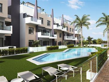 nieuwbouw appartement te 03191 TORRE DE LA HORADADA (Spanje) - Prijs € 169.900