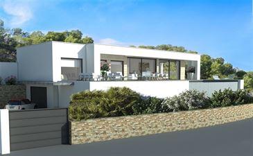 nieuwbouw woning te 03189 SAN MIGUEL DE SALINAS (Spanje) - Prijs € 695.000