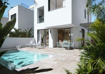 nieuwbouw woning te 03191 TORRE DE LA HORADADA (Spanje) - Prijs € 790.000