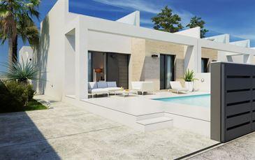 nieuwbouw woning te 03159 DAYA NUEVA (Spanje) - Prijs € 188.000