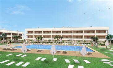 appartement vente sur plan à 03130 GRAN ALACANT (Espagne) - Prix 147.000 €