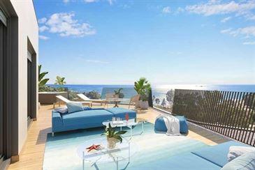 nieuwbouw appartement te 03570 VILAJOYOSA (Spanje) - Prijs € 197.000