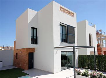 villa te 03179 BENIJÓFAR (Spanje) - Prijs € 196.900