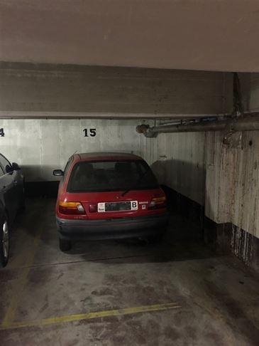 parking interieur à 1140 EVERE (Belgique) - Prix 15.000 €