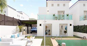 maison vente sur plan à 03350 COX (Espagne) - Prix 157.900 €
