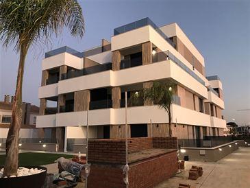 appartement vente sur plan à 30720 SANTIAGO DE LA RIBERA (Espagne) - Prix 153.950 €