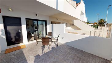 appartement vente sur plan à 30740 SAN PEDRO DEL PINATAR (Espagne) - Prix 141.950 €
