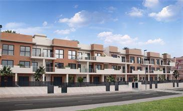 appartement met tuin te 03189 LA ZENIA (Spanje) - Prijs € 167.000