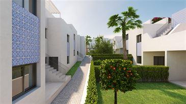 appartement vente sur plan à 03193 SAN MIGUEL DE SALINAS (Espagne) - Prix 147.000 €