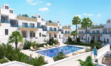 maison vente sur plan à 03380 BIGASTRO (Espagne) - Prix 169.000 €