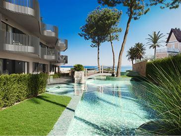 nieuwbouw appartement te 30720 SANTIAGO DE LA RIBERA (Spanje) - Prijs € 194.900