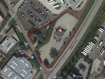 terrain industriel à 2860 SINT-KATELIJNE-WAVER (Belgique) - Prix 1.420.000 €