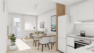 nieuwbouw appartement te 03191 TORRE DE LA HORADADA (Spanje) - Prijs € 133.900