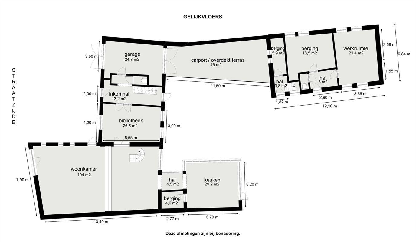 Foto 4 : Uitzonderlijke woning te 3770 RIEMST (België) - Prijs € 549.000