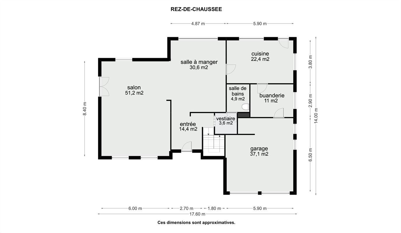 Foto 28 : Villa te 4690 EBEN-EMAEL (België) - Prijs € 459.000