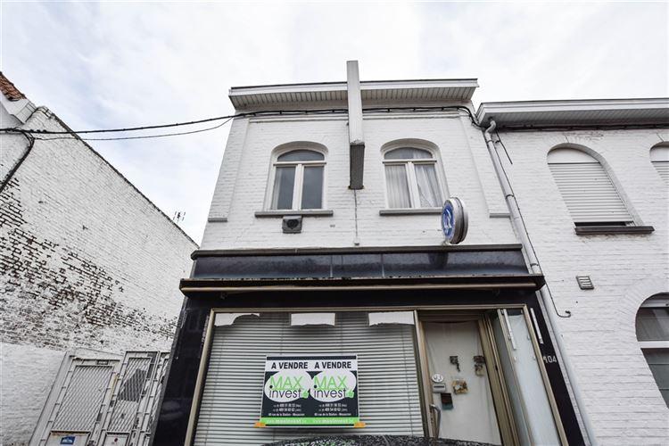 Immeuble mixte à 7700 MOUSCRON (Belgique) - Prix 95.000 €