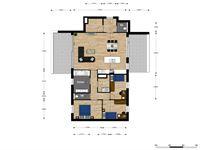 Foto 5 : Appartement te 3730 HOESELT (België) - Prijs € 297.100
