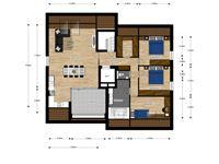 Foto 7 : Appartement te 3740 MUNSTERBILZEN (België) - Prijs € 270.766