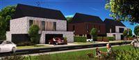 Foto 1 : Nieuwbouw Verkaveling Herkebam 6 halfopen bebouwingen te BILZEN (3740) - Prijs Van € 245.000 tot € 288.000