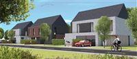 Foto 2 : Nieuwbouw Verkaveling Herkebam 6 halfopen bebouwingen te BILZEN (3740) - Prijs Van € 245.000 tot € 288.000