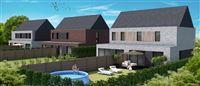 Foto 6 : Nieuwbouw Verkaveling Herkebam 6 halfopen bebouwingen te BILZEN (3740) - Prijs Van € 245.000 tot € 288.000