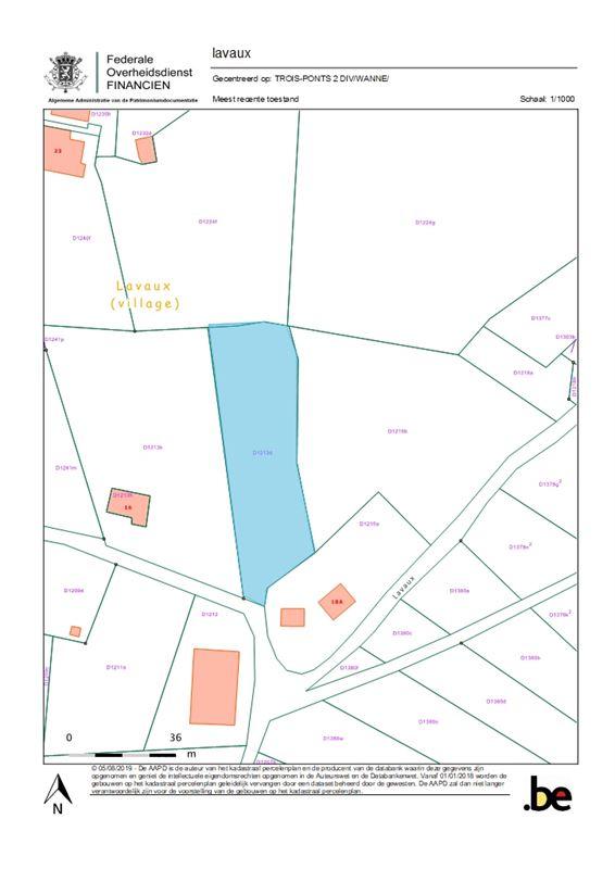 Image 6 : Terrain à bâtir à 4980 TROIS-PONTS (Belgique) - Prix 75.000 €