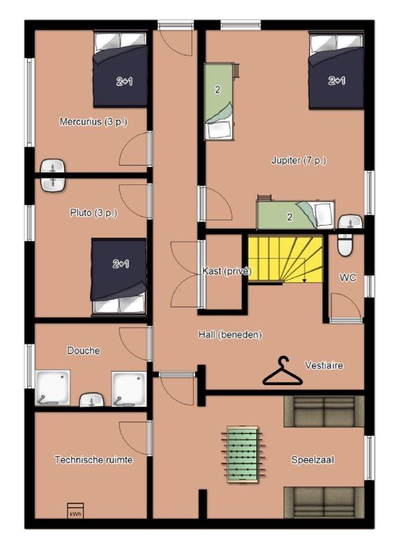 Image 17 : Maison à 6982 LA ROCHE-EN-ARDENNE (Belgique) - Prix 545.000 €