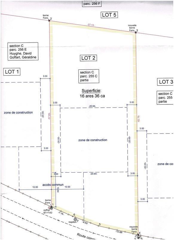 Image 9 : Terrain à bâtir à 4960 MALMEDY (Belgique) - Prix 89.980 €