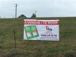 Terrain à bâtir à 6600 WARDIN (Belgique) - Prix 179.000 €