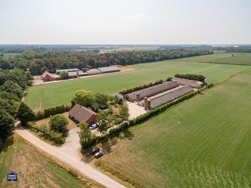 boerderij te TURNHOUT