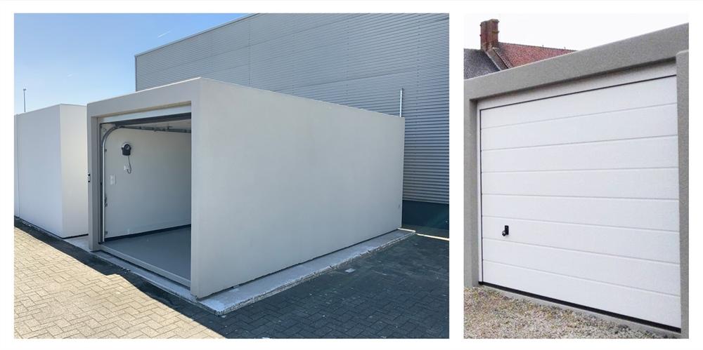 garage/parking te HEMIKSEM