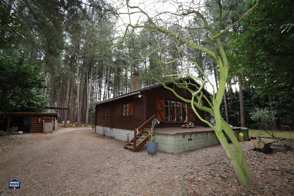 bungalow te GROBBENDONK