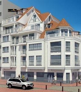 Duplex/Penthouse te koop nieuwbouw te koop te BLANKENBERGE (8370)