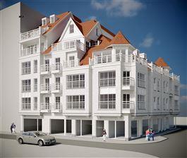 Appartement neiuwbouw te koop te BLANKENBERGE (8370)