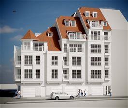 Te koop Nieuwbouw te koop te BLANKENBERGE (8370)