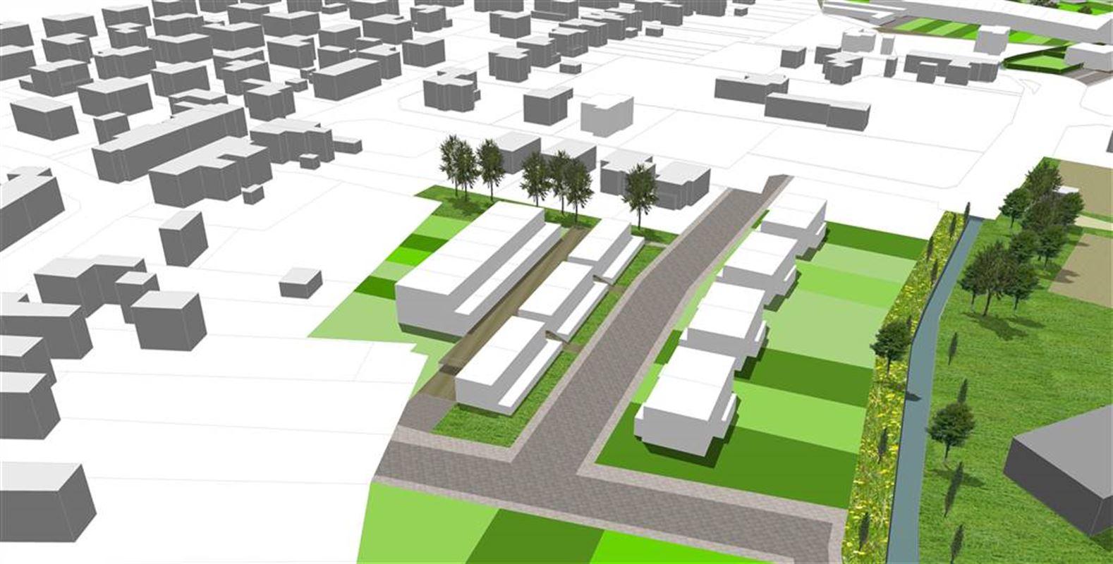 Foto 1 : Projectgrond te 3930 Hamont (België) - Prijs € 480.000
