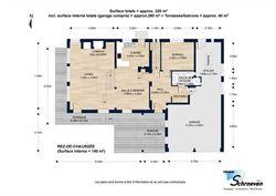Foto 4 : villa te 1325 CHAUMONT-GISTOUX (België) - Prijs € 499.000