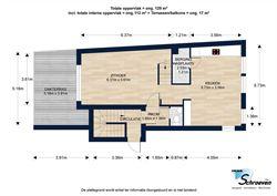 Foto 4 : duplex te 3400 ATTENHOVEN (België) - Prijs € 205.000