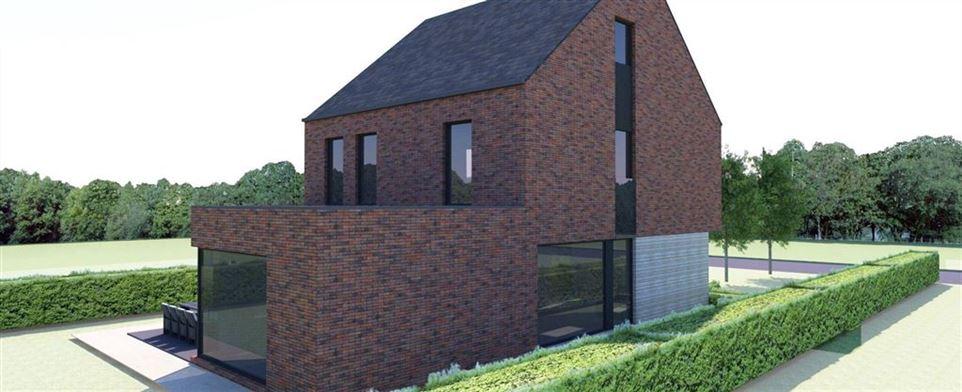 Nieuwbouw : ruwbouwwoning  op 16 are  te BEKKEVOORT (3460) - Prijs